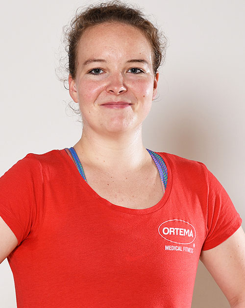 ortema medical fitness Larissa Scholze