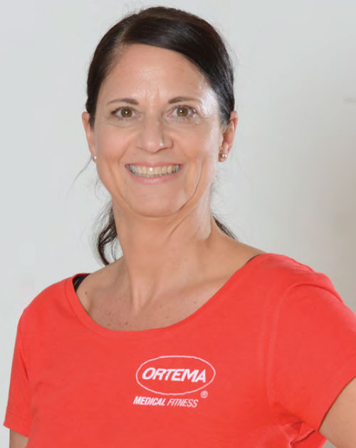 ortema medical fitness Sibylle Schroth